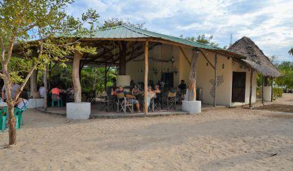 Første dag hvor baren var åben kom der masser af mennesker