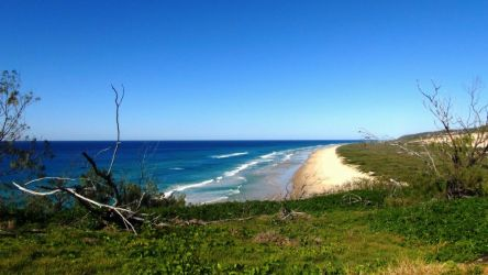 Australien, 4x4, fraser island