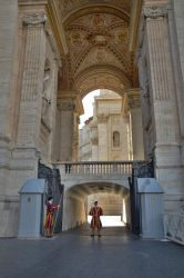 Rom, Italien, sankt peters kirken