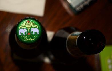 thailand, chang, øl