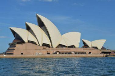 Australien, sydney, operahuset, operahouse