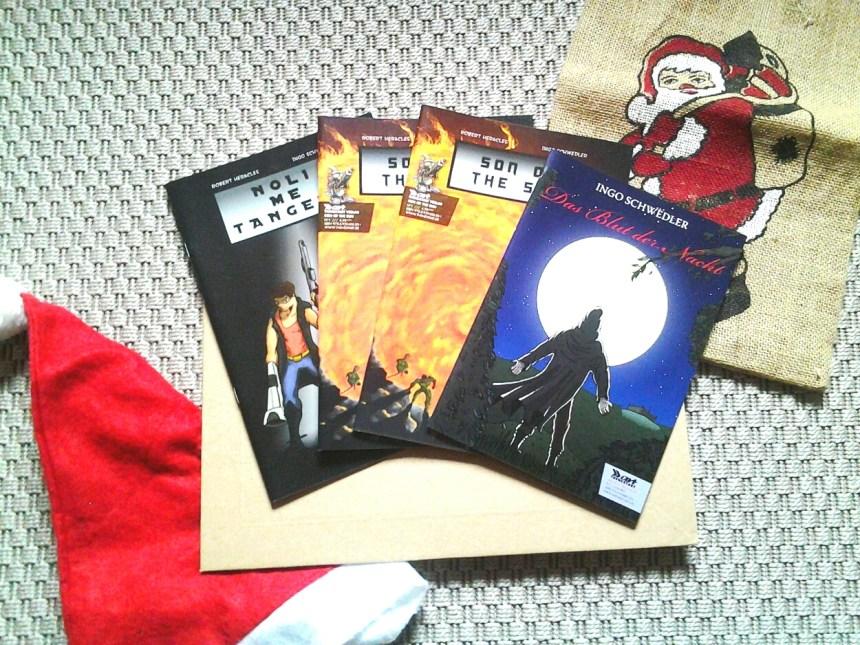 Comics als Geschenkidee für Weihnachten