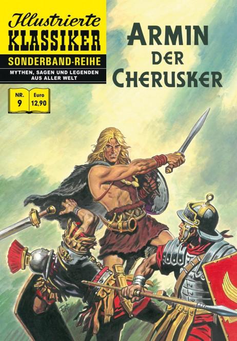 Armin der Cherusker – Sonderband – Nr.9