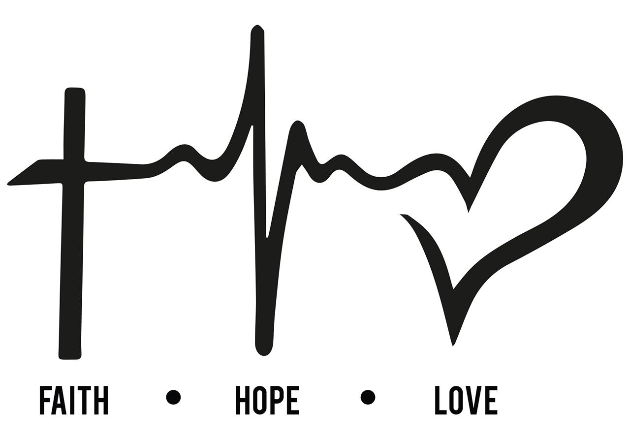Fullsize Of Faith Hope Love