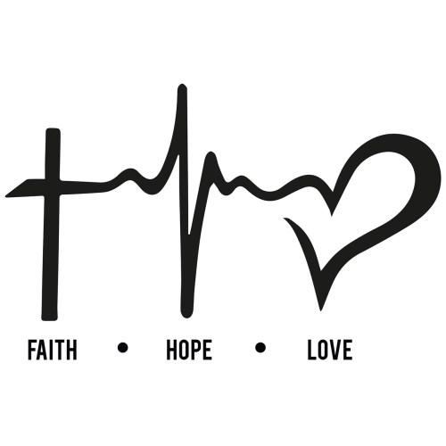 Medium Crop Of Faith Hope Love