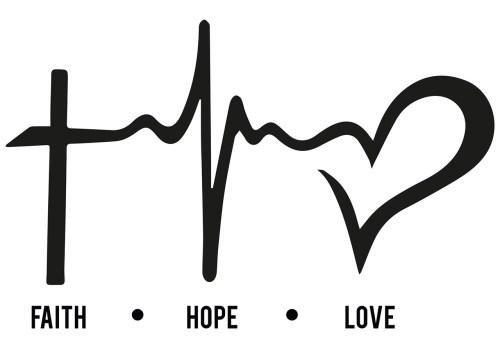 Medium Of Faith Hope Love