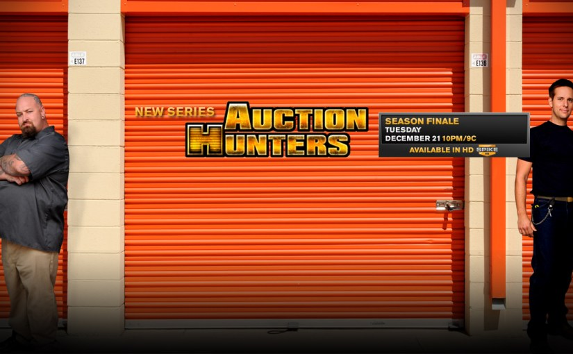Auction Hunters On Spike