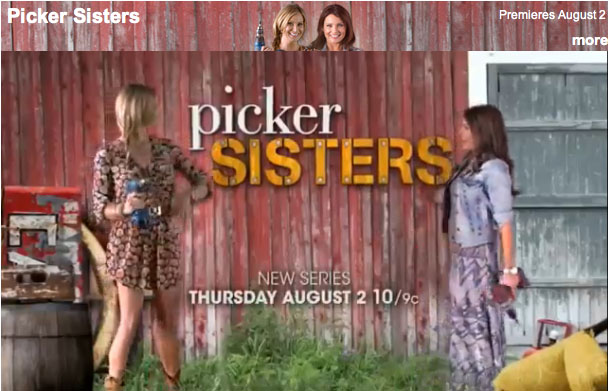 Picker Sisters On Lifetime