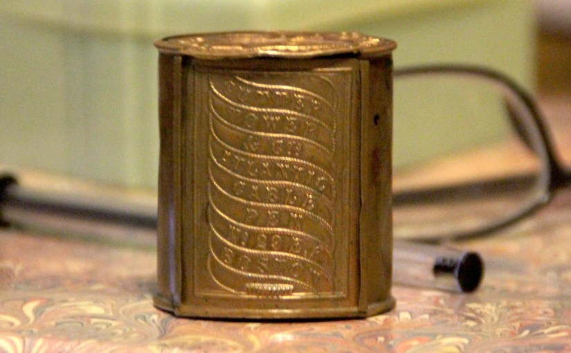 The Little Brass Box