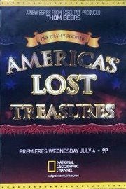 "Is ""America's Lost Treasures"" A Lost Cause?"