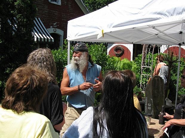 hippie tom photo by dean ferber