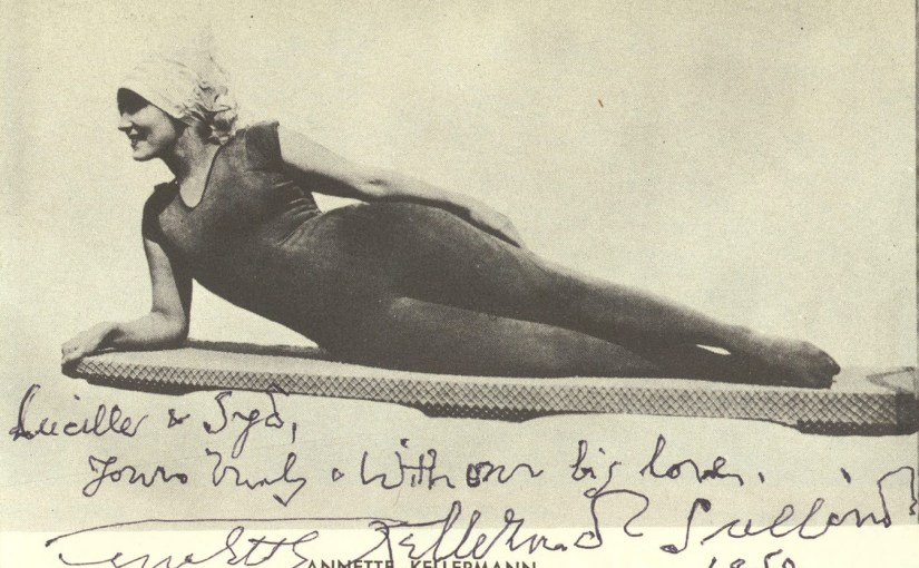 Collecting Silent Film Stars: Annette Kellerman