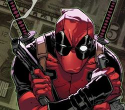 Deadpool para menores no cinema?