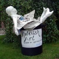 Tutorial para hacer esculturas con celofán (por Mark Jenkins)