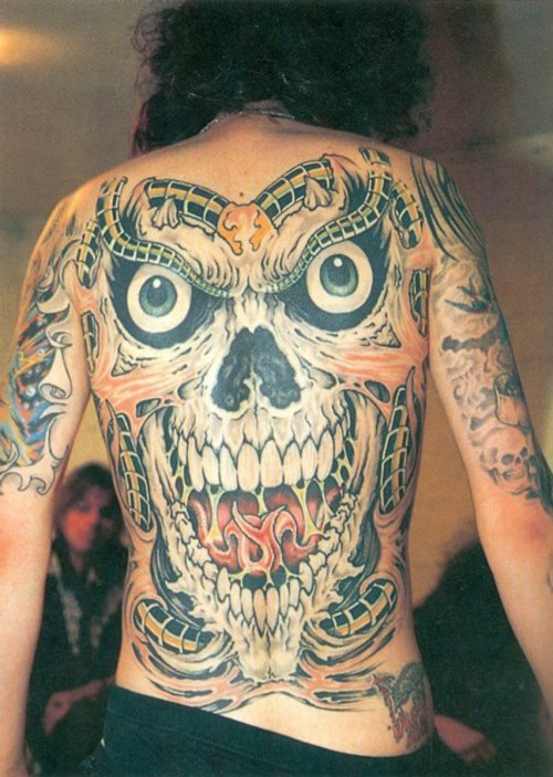 Filip-Leu-Demonic-Skull-Back-Piece