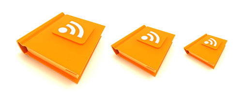 Iconos RSS feed