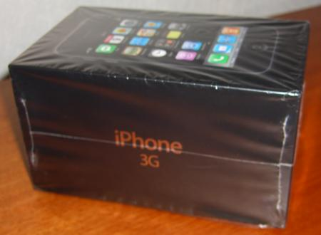 iPhone 3G de Movistar