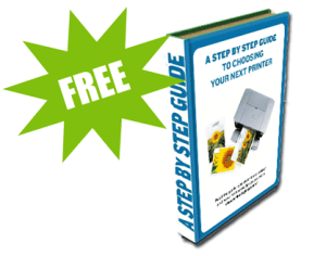 Free guide to buying your next printer