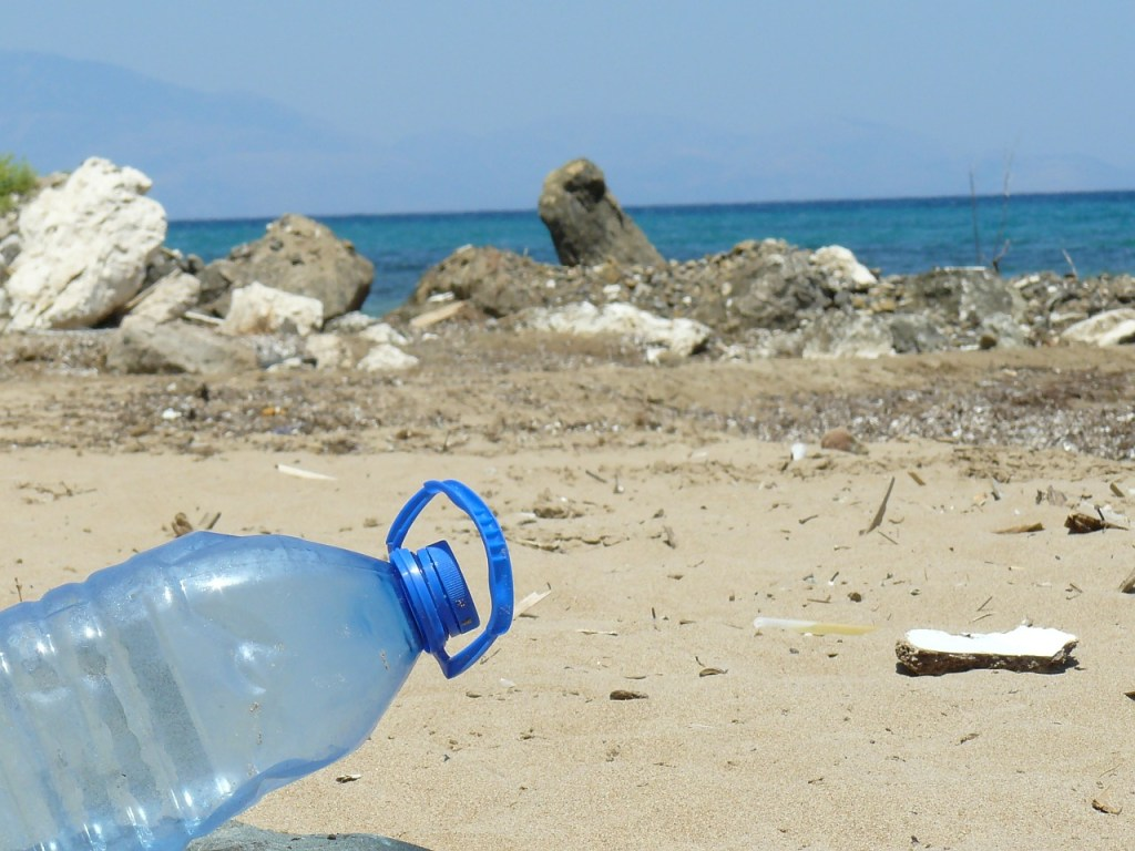 Plastic Garbage, Plastic Waste, Polluting our Environment