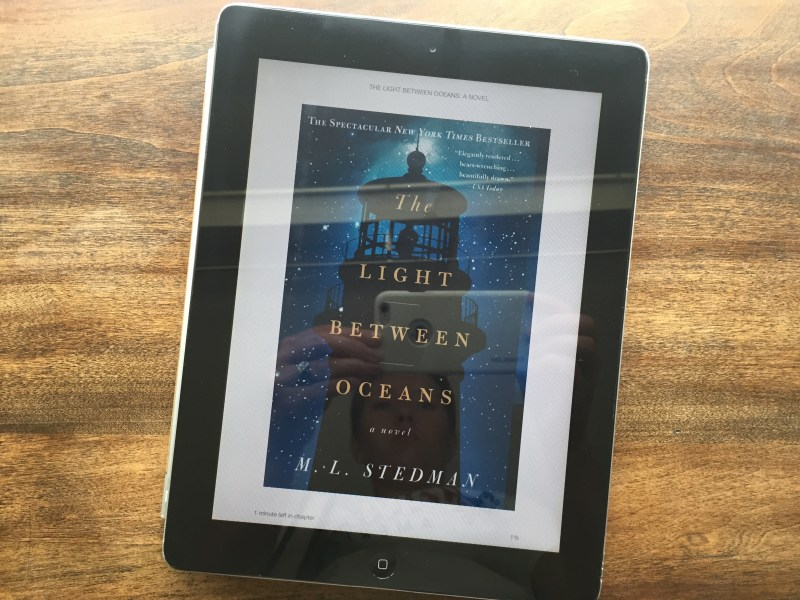 Story in Review: The Light Between Oceans by M.L. Stedman | Inkwells & Images