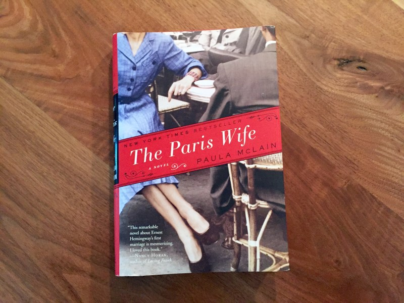 The Paris Wife by Paula McLain | Inkwells & Images