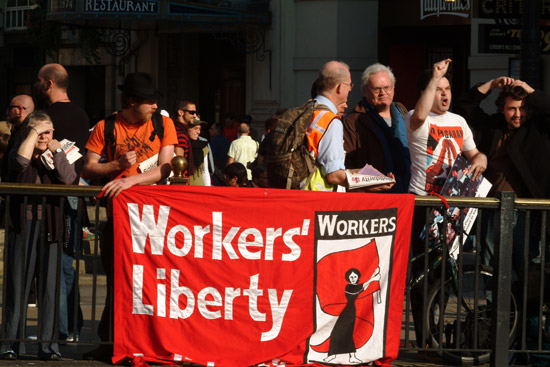 The Alliance for Workers' Liberty