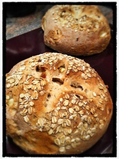 Katie & Regina's Oatbread