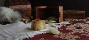 Candied Ginger, from Magister Illyrio