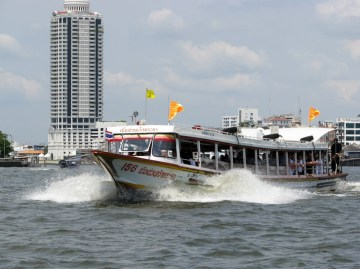 bankok holidays - tour on the river chao phraya