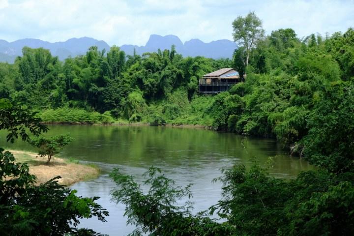 Paesaggi del Nord Thailandia