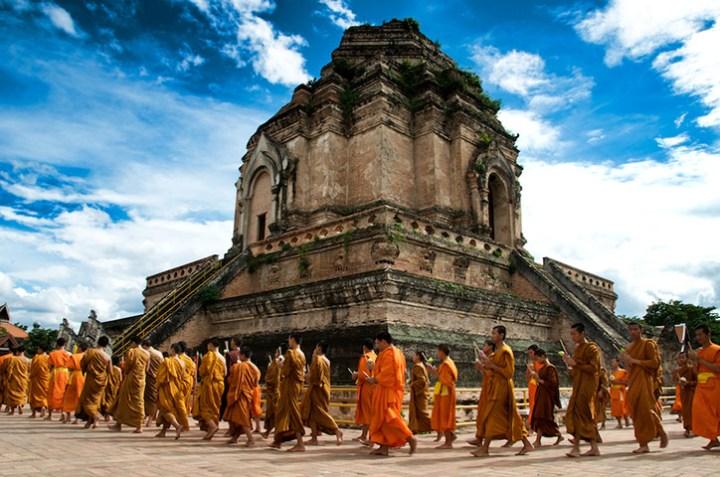 Vieni a scoprire la profonda spiritualità di Chiang Mai con il Tour Operator InnViaggi.