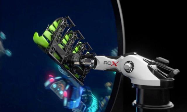 RoboCoaster RCX