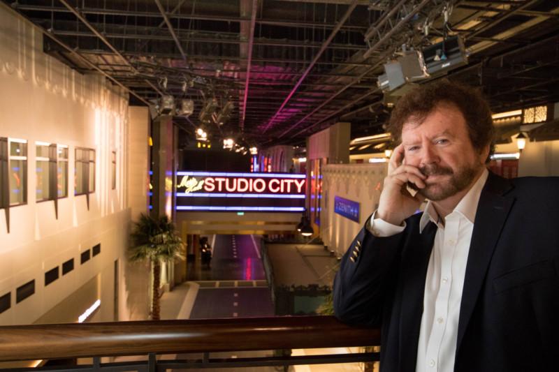 5 Gary Goddard at Studio City Macau