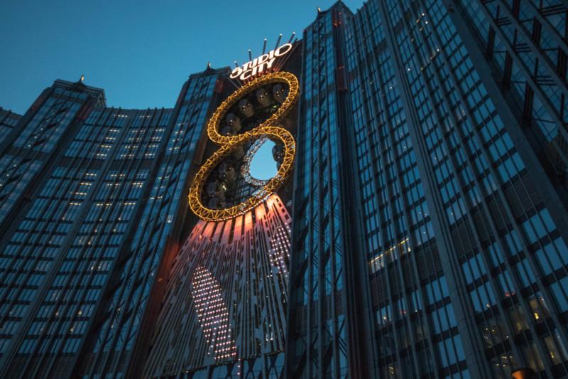 8 Studio City Macau