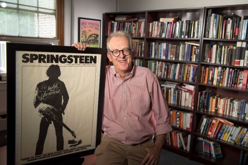 Springsteen school is in session: A rocker's life studied