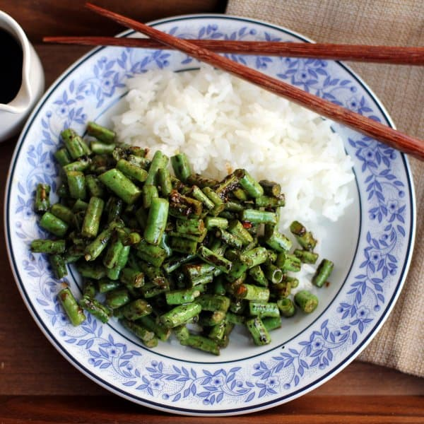 Szechuan Green Beans :: Inquiring Chef