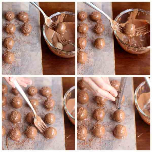 Banana Bread Truffles_Steps