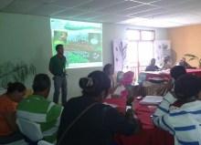 Foto 3 Congreso campesino en Monagas