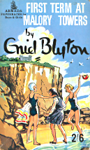 First Term at Malory Towers - Enid Blyton