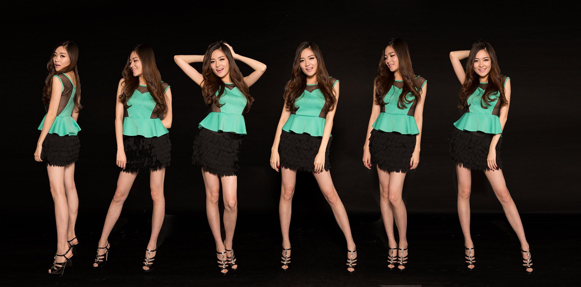 韩国简单可爱舞蹈