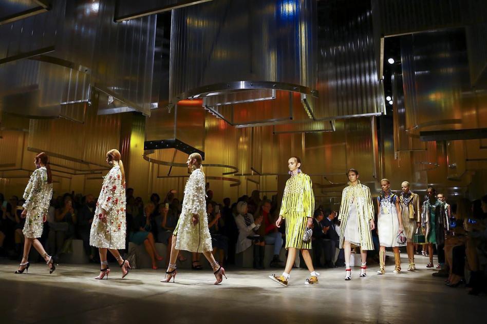 復古風四溢:Prada 2016 春夏單品釋出