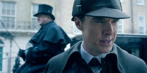 First look at the new Sherlock special