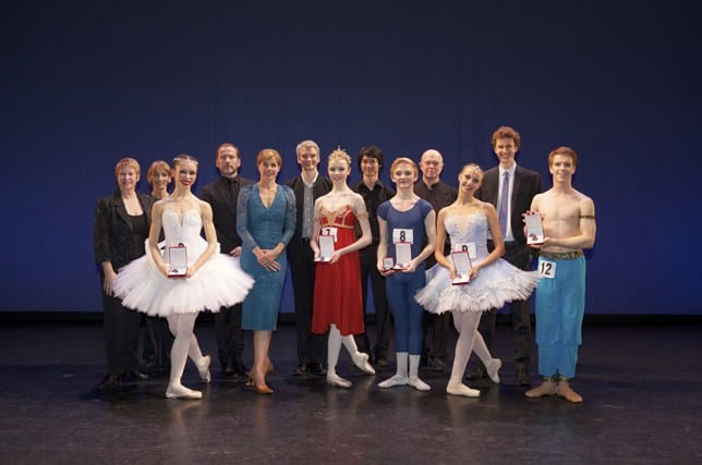 2013 Genée Ballet Competition Winners
