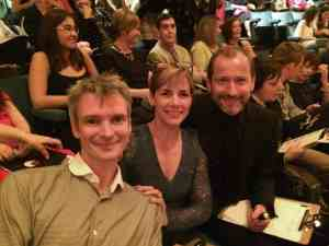2013 Judges Christopher Hampson, Darcey Bussell, and Kevin O'Hare.