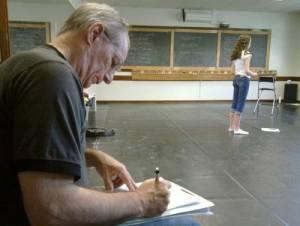 Ken Ludden drama class