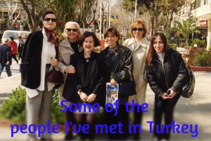 Come meet my former Istanbul students!