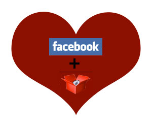 Become a Fan of Redbox on Facebook