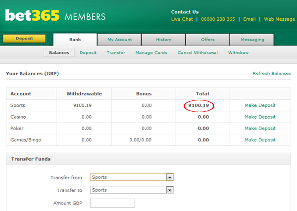 bet365withdrawal
