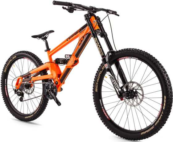 Second Hand Mountain Bikes