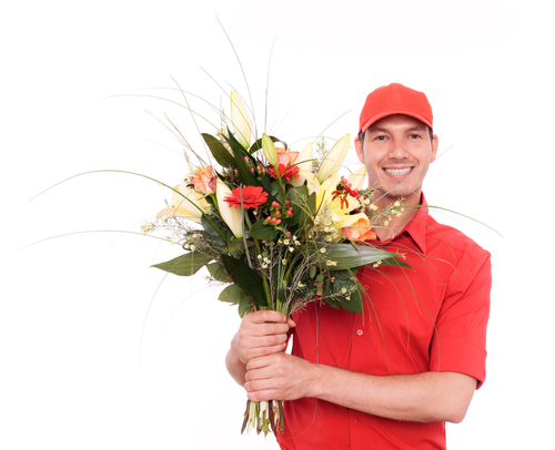 flower-courier